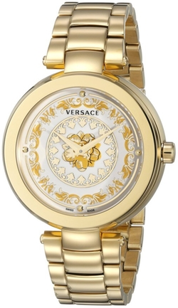 Versace - Mystique Foulard Gold Watch