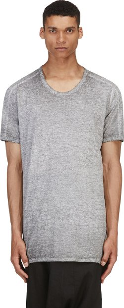 Ma Julius - Grey Scratch T-shirt