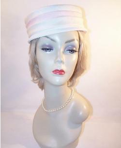Lynn Brook Hats - Pillbox Hat