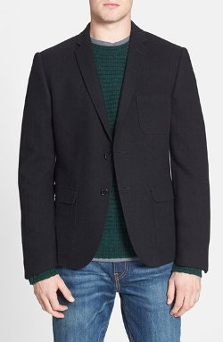 Dockers - Trim Fit Wool Blend Blazer