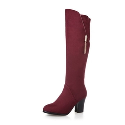 Bala Masa - Knee High Knight Boots
