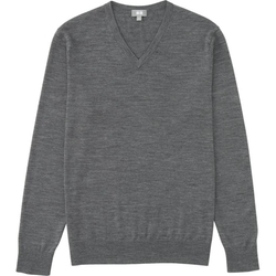 Uniqlo - Merino V-Neck Sweater