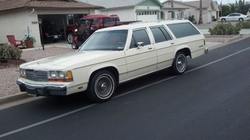 Ford - 1989 Crown Victoria Base