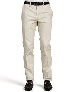 Salvatore Ferragamo   - Cotton Gabardine Pants