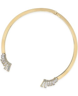 Thalia Sodi - Crystal Tip Collar Necklace