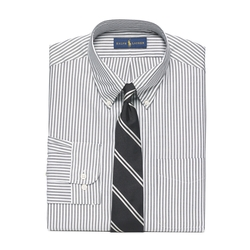 Polo Ralph Lauren - Striped Cotton Oxford Shirt