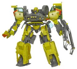Transformers - Deluxe Desert Tracker Ratchet