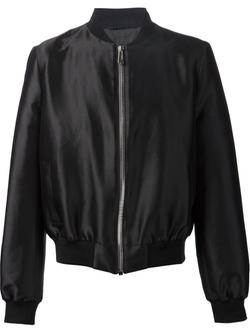 Unconditional - Zip Up Bomber Jacket