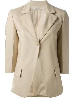 Agnona  - Buttoned Blazer