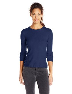 Sofie - Cashmere Long Sleeve Crew Neck Sweater