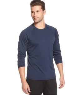 American Rag  - Long-Sleeve Performance Raglan T-Shirt