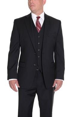 Ralph Lauren - Two Button Three Piece Wool Suit