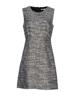 Diane Von Furstenberg - Tweed Short Dress
