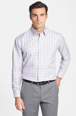 Robert Talbott - Torres Regular Fit Plaid Sport Shirt