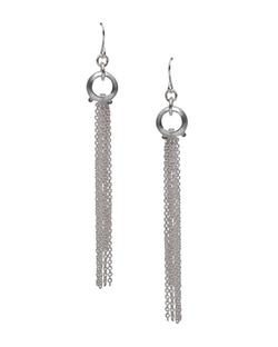 Lauren Ralph Lauren  - Chain Tassel Earrings