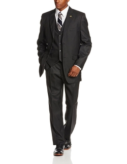 Stacy Adams - Mart Vested 3 Piece Suit