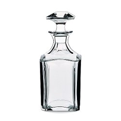 Baccarat  - Perfection Plain Square Decanter