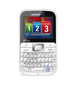Motorola - Motokey GSM Phone With QWERTY Keypad