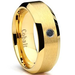 Bonndorf  - Brushed Wedding Band Ring