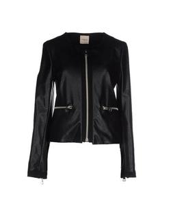 Mem.JS - Leather Jacket