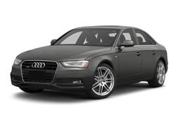 Audi  - 2013 A4 2.0T Quattro Sedan