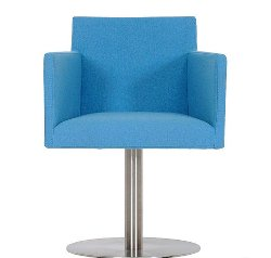 Soho Concept  - Harput Round Swivel Arm Chair