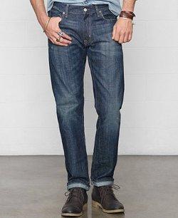 Ralph Lauren  - Saginaw-Wash Jeans
