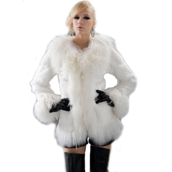 Ursfur - Rabbit Fur Mongolian Sheepskin Coats