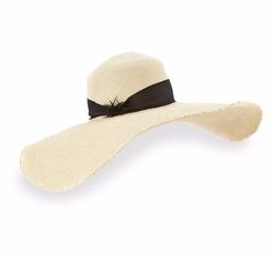 Gigi Burris - Breakaway Straw Floppy Hat