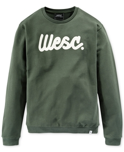 Wesc - Flow Script Fleece Sweater
