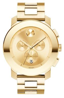 Movado  - Large Bold Chronograph Bracelet Watch