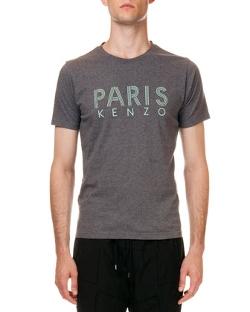 Kenzo - Paris Logo Tee Shirt