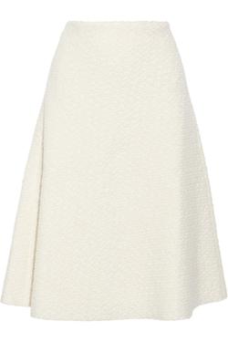 Raoul - Amelia Textured Midi Skirt