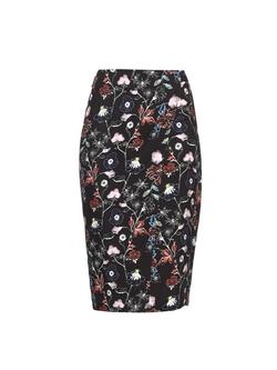 A.L.C.  - Daniels Floral Pencil-Skirt