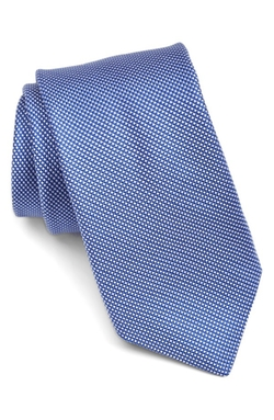 Ted Baker London  - Microcheck Silk Tie