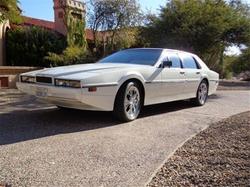 Aston Martin - Lagonda Corvette Coupe