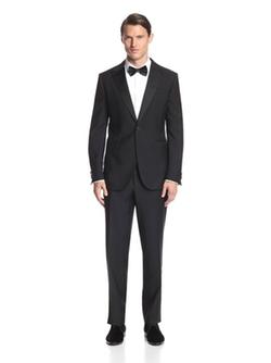 Valentino  - Peak Lapel Tuxedo Suit