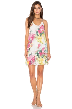 Bishop + Young - Floral Shift Dress
