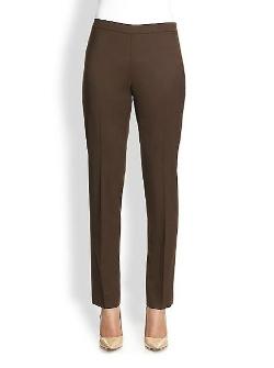 Lafayette 148 New York  - Bleecker Stretch Wool Pants