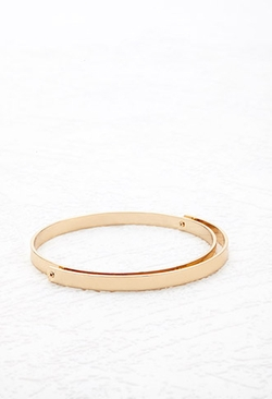 Forever 21 - Crescent Layer Bangle