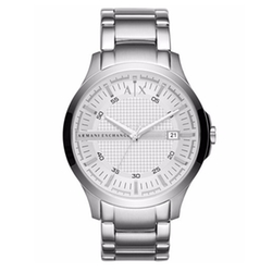 Armani Exchange - Stainless Steel Bracelet Watch