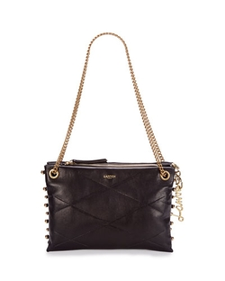 Lanvin   - Small Chain Shoulder Bag
