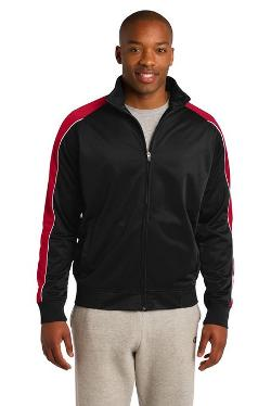 Sport Tek  - Piped Tricot Track Jacket