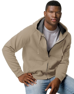 Hanes - Full Zip Hood Jacket