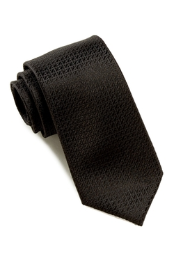 English Laundry - Solid Textured Silk Tie