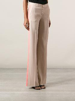 MSGM  - high waisted flared trouser