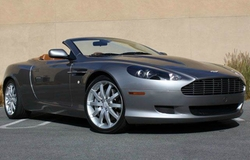 Aston Martin - 2006 Db9 Volante Car