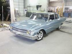 Ford  - 1961 Galaxie Car