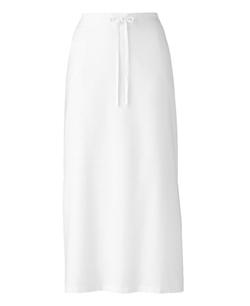 SimplyBe - Linen Mix Maxi Skirt