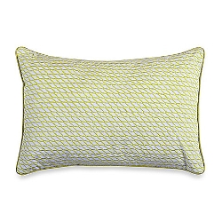 Nautica - West Bay Oblong Throw Pillow